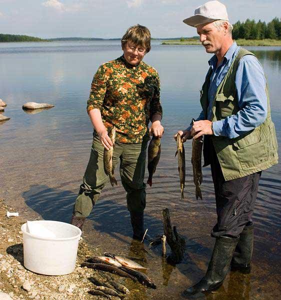 выгозеро база для рыбалки